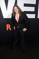 "LOS ANGELES - OCT 17:  Al Yankovic at the ""Halloween"" Premiere at the TCL Chinese Theater IMAX on October 17, 2018 in Los Angeles, CA"