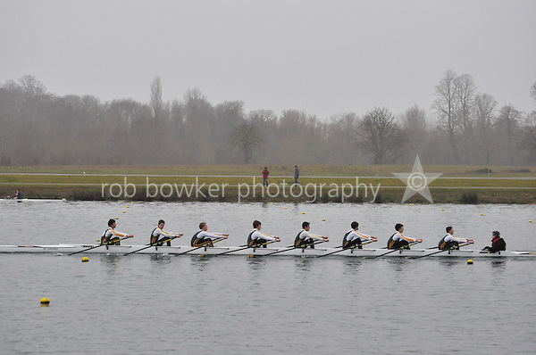 012 Windsor Boys Sch J15A.8x+..Marlow Regatta Committee Thames Valley Trial Head. 1900m at Dorney Lake/Eton College Rowing Centre, Dorney, Buckinghamshire. Sunday 29 January 2012. Run over three divisions.