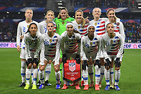 USWNT vs France, January 19, 2019