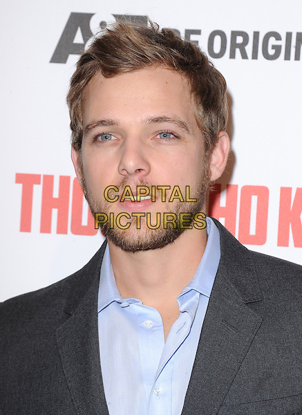 LOS ANGELES, CA - FEBRUARY 26 -Max Thieriot attends The Premiere Party for A&amp;E's Those Who Kill and Season 2 of Bates Motel held at Warwick in Hollywood, California on February 26,2014                                                                              <br /> CAP/DVS<br /> &copy;DVS/Capital Pictures