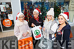 Christmas shopping  in Listowel Pictured Eilish Stack, Elaine Lyons, Megan Fealey and Lorraine Fitzmaurice