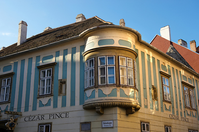 Cezar Wine Cellar- Sopron, Hungary