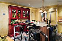 Bob Gullo's Residence/ Kitchen w/ touch panel
