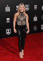 13 November  2017 - Hollywood, California - Brooke Ence. &quot;Justice League&quot; Los Angeles Premiere held at The Dolby Theater in Hollywood. <br /> CAP/ADM/BT<br /> &copy;BT/ADM/Capital Pictures