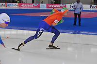 SCHAATSEN: BERLIJN: Sportforum, 08-12-2013, Essent ISU World Cup, 500m Men Division B, Mark Tuitert (NED), ©foto Martin de Jong