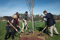 Arbor Day Tree Planting<br />