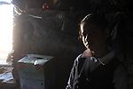 Nawal Jabarin, 12, Jinba. Photo by Quique Kierszenbaum