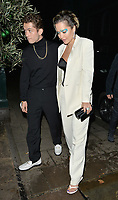 Rafferty Law and Rita Ora spotted at Italian restaurant Harry's Bar in London.<br /> <br /> DECEMBER 2nd 2019<br /> <br /> REF: LTN 194244 .<br /> Credit: Matrix/MediaPunch ***FOR USA ONLY***