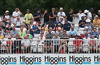 A bumper crowd looks on during Essex CCC vs Yorkshire CCC, Specsavers County Championship Division 1 Cricket at The Cloudfm County Ground on 7th July 2019