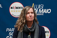 Cinzia Boniatti<br /> Roma 29/01/2018. Presentazione dei candidati nelle liste uninominali del Movimento 5 Stelle.<br /> Rome January 29th 2018. Presentation of the candidates for Movement 5 Stars.<br /> Foto Samantha Zucchi Insidefoto