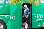 20.07.2019, Heinz Detmar Stadion, Lohne, Interwetten Cup 1.VfL Osnabrück vs SV Werder Bremen<br /> <br /> im Bild / picture shows <br /> Ankunft Werder bremen in Lohne<br /> Davy Klaassen (Werder Bremen #30)<br /> Foto © nordphoto / Kokenge