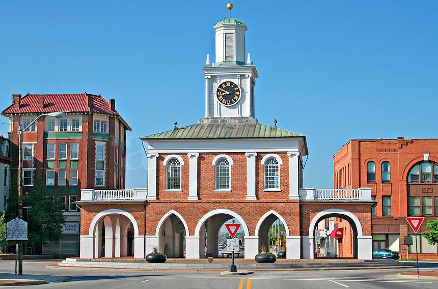 Historic Old Market House, Fayetteville North Carolina