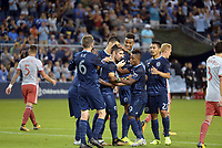 Sporting Kansas City vs Atlanta United, August 6, 2017