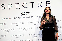 Monica Bellucci<br /> Roma 27-10-2015 Auditorium della Conciliazione. 007 Spectre Red Carpet.<br /> Photo Samantha Zucchi Insidefoto
