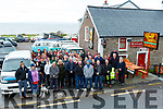 Michael O'Neill, Far Rt, got a massive turnout for the VW Camper van Festival Weekend, based at his bar at lower Camp, Tralee.