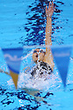 Natsumi Sakai (JPN), <br /> AUGUST 12, 2016 - Swimming : <br /> Women's 4x100m Medley Relay Heat <br /> at Olympic Aquatics Stadium <br /> during the Rio 2016 Olympic Games in Rio de Janeiro, Brazil. <br /> (Photo by Yohei Osada/AFLO SPORT)
