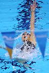 Natsumi Sakai (JPN), <br /> AUGUST 12, 2016 - Swimming : <br /> Women's 4x100m Medley Relay Heat <br /> at Olympic Aquatics Stadium <br /> during the Rio 2016 Olympic Games in Rio de Janeiro, Brazil. <br /> (Photo by Yohei Osada/AFLO SPORT)