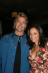 John Schneider - Loving and Daphne Duplaix - One Life To Live - appears at Big Apple Comic Con for autographs and photos on October 16 (and 17 & 18), 2009 at Pier 94, New York City, New York. (Photo by Sue Coflin/Max Photos)
