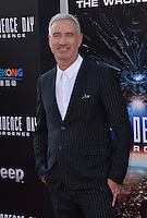 Roland Emmerich @ the premiere of 'Independence Day: Resurgence' held @ the Chinese theatre.<br /> June 20, 2016.