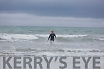 The second out Eoin Keane at the  Ballyheigue Festival Swim on Thursday