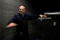 politecnico di Como, laboratoiro di sound and music engineering, professor Augusto Sarti. Laboratorio acustica musicale