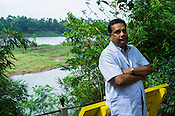 Dr. Sajith Varma, Director - Marketing of the Nagarjuna Ayurvedic Centre in Kerala, India.