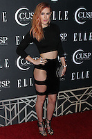 HOLLYWOOD, LOS ANGELES, CA, USA - APRIL 22: Rumer Willis at the 5th Annual ELLE Women In Music Concert Celebration presented by CUSP by Neiman Marcus held at Avalon on April 22, 2014 in Hollywood, Los Angeles, California, United States. (Photo by Xavier Collin/Celebrity Monitor)