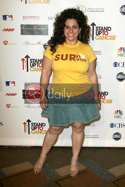 Marissa Jaret Winokur<br />at Stand Up To Cancer. Kodak Theater, Hollywood, CA. 09-05-08<br />Dave Edwards/DailyCeleb.com 818-249-4998