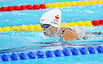 Colleen Cloetta competes the para swimming at the 2019 ParaPan American Games in Lima, Peru-26aug2019-Photo Scott Grant
