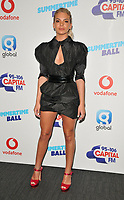 Louisa Johnson at the Capital FM Summertime Ball 2018, Wembley Stadium, Wembley Park, London, England, UK, on Saturday 09 June 2018.<br /> CAP/CAN<br /> &copy;CAN/Capital Pictures