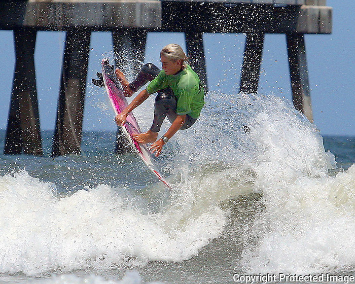 """The annual """"Subaru of Jacksonville WaveMasters Surf Contest"""" at Jacksonville Beach this past Saturday (5/6/06) the Surf Contest was also held on Sunday (05/07/06)"""