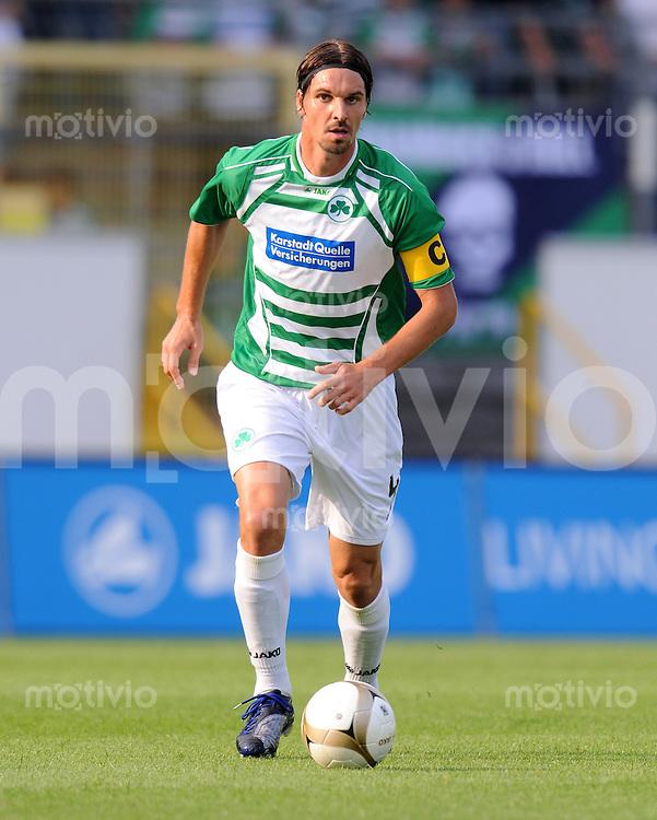 2. Fussball Bundesliga :  Saison   2009/2010   14.08..2009 SpVgg Greuther Fuerth - FSV Frankfurt Marino Biliskov (Fuerth)