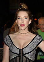Katherine Ryan at the Young Frankenstein Opening Night at the Garrick Theatre, Charing Cross Road, London on October 10th 2017<br /> CAP/ROS<br /> &copy; Steve Ross/Capital Pictures