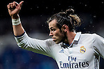 Gareth Bale of Real Madrid reacts during their La Liga match between Real Madrid and Athletic Club at the Santiago Bernabeu Stadium on 23 October 2016 in Madrid, Spain. Photo by Diego Gonzalez Souto / Power Sport Images