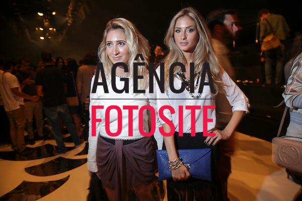 Isabella Settanni e Luiza De Castro<br /> <br /> <br /> Tryia<br /> <br /> S&atilde;o Paulo Fashion Week- Ver&atilde;o 2016<br /> Abril/2015<br /> <br /> foto: Midori de Lucca/ Ag&ecirc;ncia Fotosite