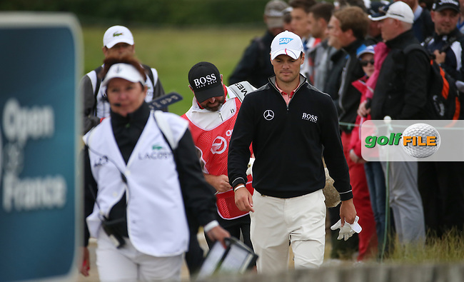 Martin Kaymer (GER) during the Final Round of the 100th Open de France, played at Le Golf National, Guyancourt, Paris, France. 03/07/2016. Picture: David Lloyd | Golffile.<br /> <br /> All photos usage must carry mandatory copyright credit (&copy; Golffile | David Lloyd)
