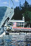 San Juan Islands, Roche Harbor, Hotel de Haro, yachts, San Juan Island, Salish Sea, Washington State, Pacific Northwest, USA,