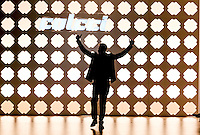 SAO PAULO, SP, 21 MARÇO 2013 - SPFW - COLCCI - O ator Paul Walker durante desfile da grife Colcci coleção Primavera-Verão 2013/14, em desfile da São Paulo Fashion Week (SPFW) no Pavilhão da Bienal do Ibirapuera na região sul da capital paulista nesta quinta-feira, 21. (FOTO: WILLIAM VOLCOV / BRAZIL PHOTO PRESS).