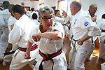 Seido Karate 40th anniversary, 25th October 2014,Nelson, ,Evan Barnes / Shuttersport.