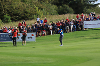 Julian Suri (USA) on the 17th fairway during Round 4 of Made in Denmark at Himmerland Golf &amp; Spa Resort, Farso, Denmark. 27/08/2017<br /> Picture: Golffile | Thos Caffrey<br /> <br /> All photo usage must carry mandatory copyright credit     (&copy; Golffile | Thos Caffrey)