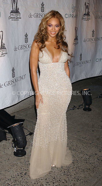WWW.ACEPIXS.COM . . . . . ....November 1 2005, New York City....Beyonce Knowles  arriving at her performance at Cirpriani's Wall Street.....Please byline: KRISTIN CALLAHAN - ACE PICTURES.. . . . . . ..Ace Pictures, Inc:  ..Philip Vaughan (212) 243-8787 or (646) 769 0430..e-mail: info@acepixs.com..web: http://www.acepixs.com