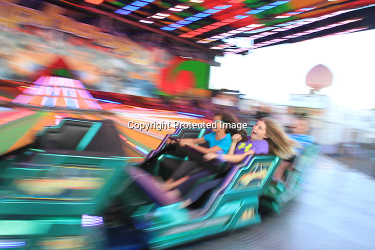 The Mill Valley Memorial Day carnival.
