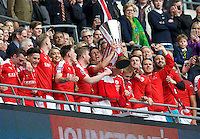Oxford United v Barnsley - JPT Final - 03.04.2016