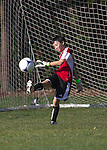 Red Star Soccer Academy boys 12U and 13U scrimmage at Whisman Park, Mountain View, March 9, 2013.