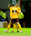 10/11/2010   Copyright  Pic : James Stewart.sct_jspa007_motherwell_v_st_johnstone  .::  NICK BLACKMAN CELEBRATES AFTER HE SCORES HIS FIRST  ::.James Stewart Photography 19 Carronlea Drive, Falkirk. FK2 8DN      Vat Reg No. 607 6932 25.Telephone      : +44 (0)1324 570291 .Mobile              : +44 (0)7721 416997.E-mail  :  jim@jspa.co.uk.If you require further information then contact Jim Stewart on any of the numbers above.........