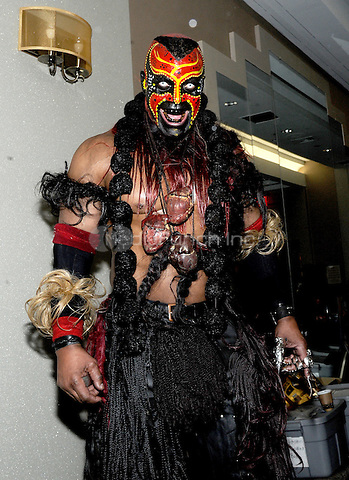 """NEW YORK, NY - MARCH 04: The Boogey Man attend the """"Big Event"""" at the LaGuardia Plaza Hotel on March 4, 2017 in New York City.  Photo by: George Napolitano/ MediaPunch"""
