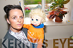Child care: Listowel Parental Support Worker Edel Lawlor says that better awareness on the affects of domestic violence on children must be encouraged this Christmas. She uses Mikey the doll to talk to children who are victims in abusive homes.   Copyright Kerry's Eye 2008