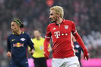 Fussball  1. Bundesliga  Saison 2016/2017  16. Spieltag  FC Bayern Muenchen - RB Leipzig        21.12.2016 Mats Hummels (FC Bayern Muenchen)