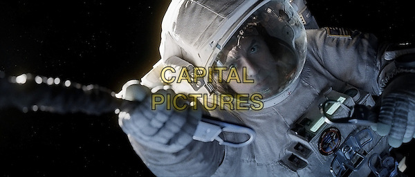 George Clooney <br /> in Gravity (2013) <br /> *Filmstill - Editorial Use Only*<br /> CAP/NFS<br /> Image supplied by Capital Pictures