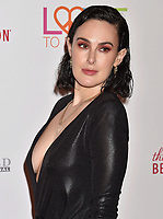BEVERLY HILLS, CA - MAY 10: Rumer Willis attends the 26th Annual Race to Erase MS Gala at The Beverly Hilton Hotel on May 10, 2019 in Beverly Hills, California.<br /> CAP/ROT<br /> &copy;ROT/Capital Pictures
